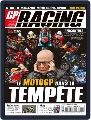 GP Racing Magazine (Digital) April 13th, 2020 Issue Cover