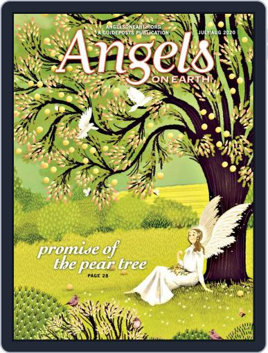 Angels On Earth Magazine (Digital) July 1st, 2020 Issue Cover