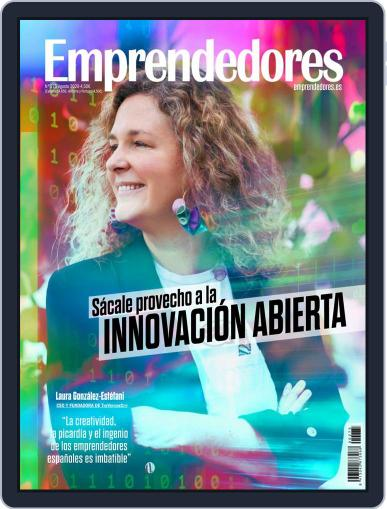 Emprendedores Magazine (Digital) August 1st, 2020 Issue Cover