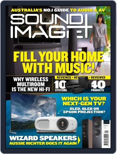 Sound + Image Magazine (Digital) July 1st, 2020 Issue Cover