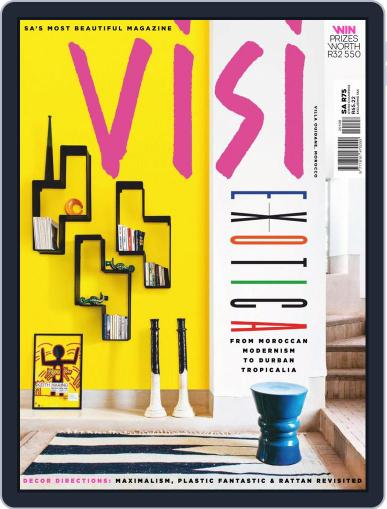 Visi Magazine (Digital) July 1st, 2020 Issue Cover