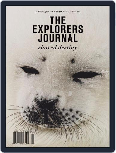 The Explorers Journal Magazine (Digital) March 25th, 2020 Issue Cover