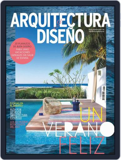 Arquitectura Y Diseño Magazine (Digital) July 1st, 2020 Issue Cover