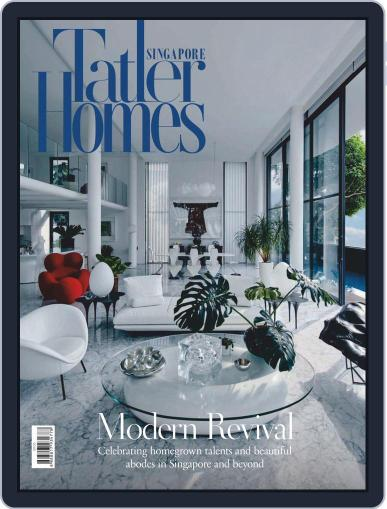 Tatler Homes Singapore Magazine (Digital) August 1st, 2020 Issue Cover