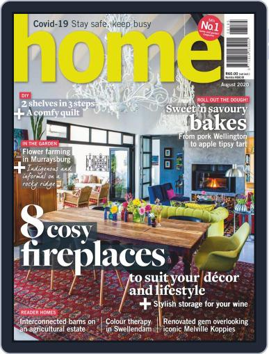 Home Magazine (Digital) August 1st, 2020 Issue Cover