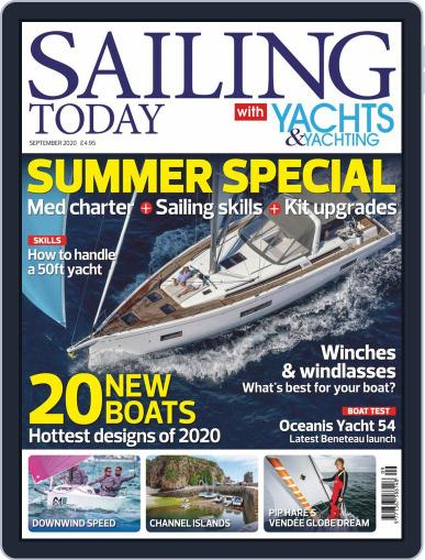 Yachts & Yachting Magazine (Digital) September 1st, 2020 Issue Cover