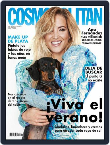 Cosmopolitan España Magazine (Digital) June 1st, 2020 Issue Cover