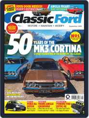Classic Ford Magazine (Digital) Subscription September 1st, 2020 Issue