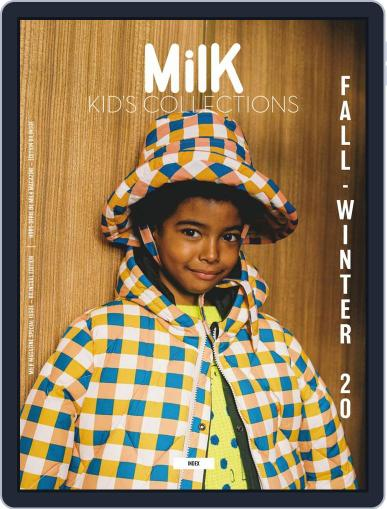 Milk Kid's Collections Magazine (Digital) July 1st, 2020 Issue Cover
