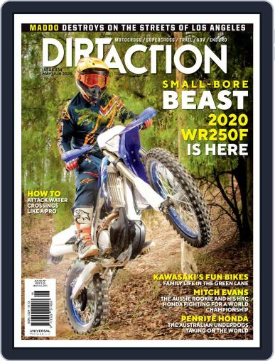 Dirt Action Magazine (Digital) May 1st, 2020 Issue Cover