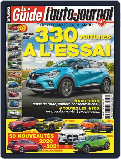 L'auto-journal Magazine (Digital) July 1st, 2020 Issue Cover
