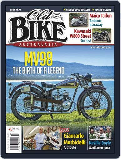 Old Bike Australasia Magazine (Digital) May 31st, 2020 Issue Cover