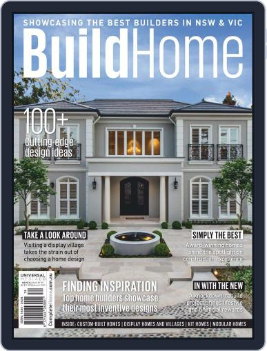 BuildHome Magazine (Digital) July 1st, 2020 Issue Cover
