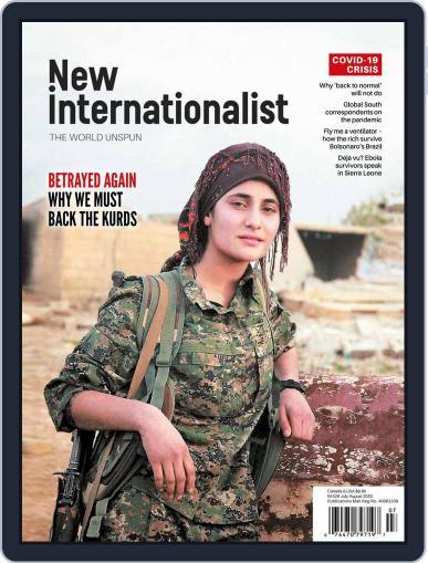 New Internationalist Magazine (Digital) July 1st, 2020 Issue Cover