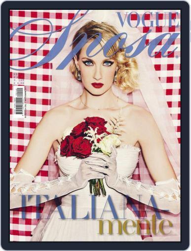 Vogue Sposa (Digital) September 1st, 2017 Issue Cover