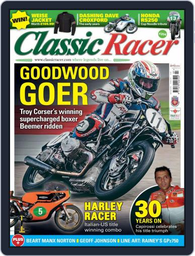 Classic Racer Magazine (Digital) July 1st, 2020 Issue Cover
