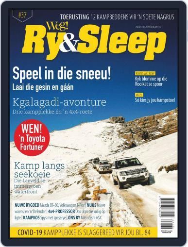 Weg! Ry & Sleep Magazine (Digital) August 1st, 2020 Issue Cover