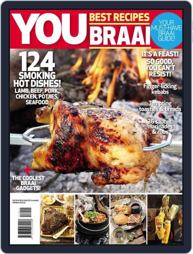 You Best Braai Recipes Magazine (Digital) January 1st, 2017 Issue Cover