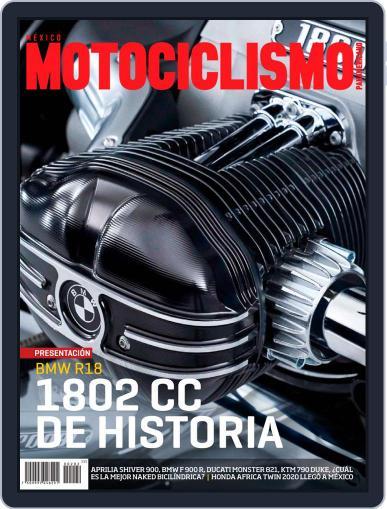 Motociclismo Panamericano (Digital) June 1st, 2020 Issue Cover