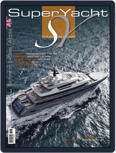 Superyacht International Magazine (Digital) July 1st, 2020 Issue Cover