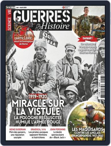Guerres & Histoires Magazine (Digital) August 1st, 2020 Issue Cover