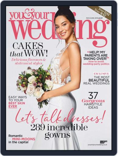 You and Your Wedding (Digital) May 1st, 2019 Issue Cover