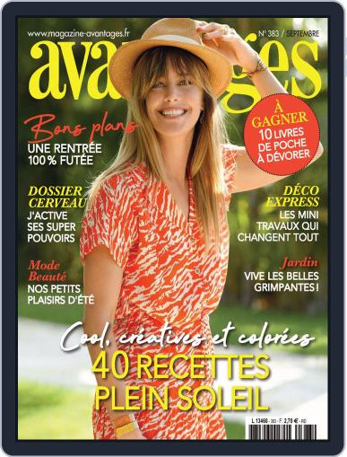Avantages Magazine (Digital) September 1st, 2020 Issue Cover