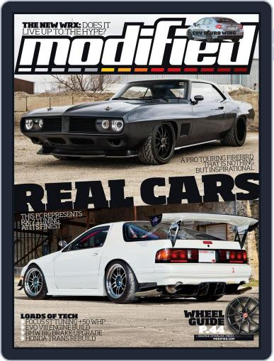 Modified (Digital) April 1st, 2014 Issue Cover