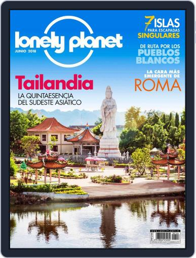 Lonely Planet - España (Digital) June 1st, 2018 Issue Cover