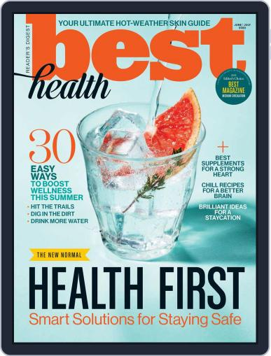 Best Health Magazine (Digital) June 1st, 2020 Issue Cover