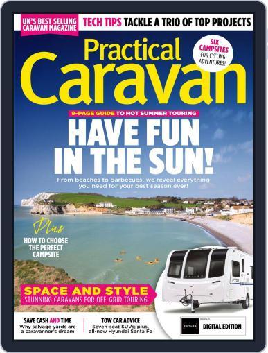 Practical Caravan Magazine (Digital) September 1st, 2020 Issue Cover