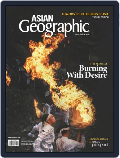ASIAN Geographic Magazine (Digital) June 1st, 2020 Issue Cover