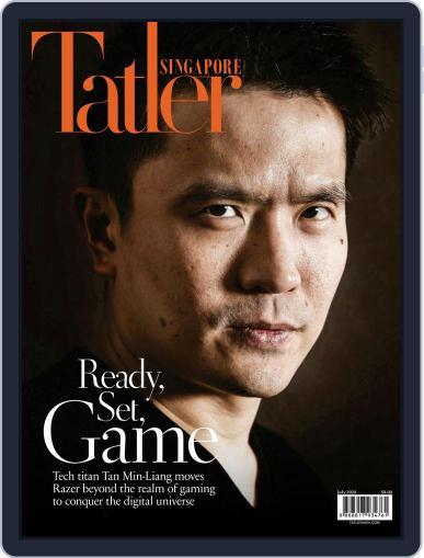 Tatler Singapore Magazine (Digital) July 1st, 2020 Issue Cover