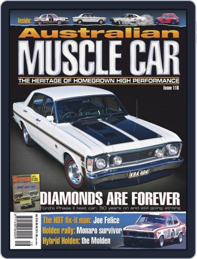 Australian Muscle Car Magazine (Digital) June 1st, 2020 Issue Cover