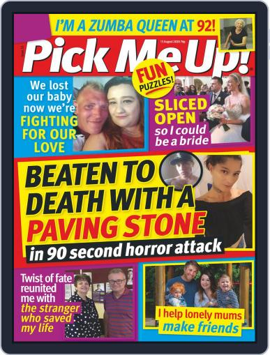 Pick Me Up! Magazine (Digital) August 13th, 2020 Issue Cover