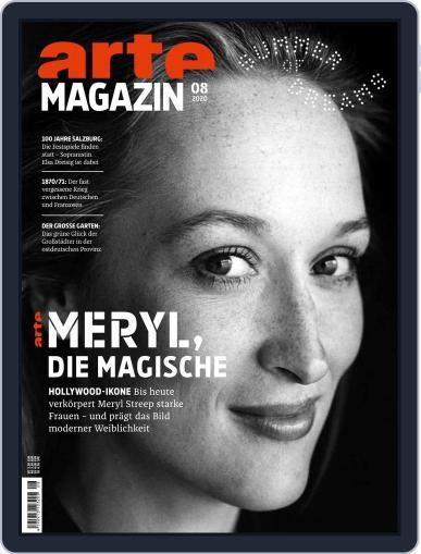 Arte Magazin Magazine (Digital) August 1st, 2020 Issue Cover
