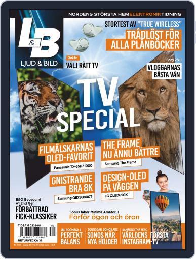 Ljud & Bild Magazine (Digital) August 1st, 2020 Issue Cover