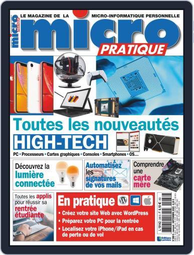 Micro Pratique Magazine (Digital) September 1st, 2020 Issue Cover