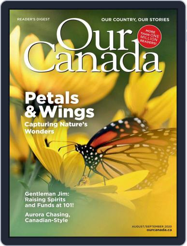 Our Canada Magazine (Digital) August 1st, 2020 Issue Cover