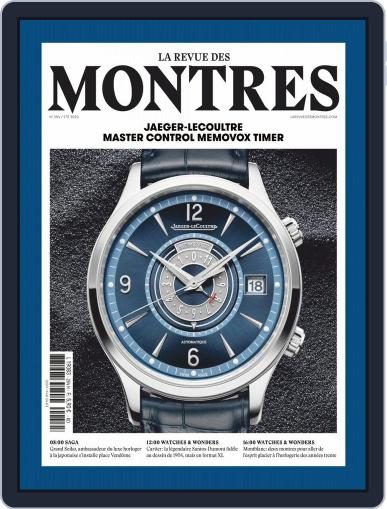 La revue des Montres Magazine (Digital) July 1st, 2020 Issue Cover