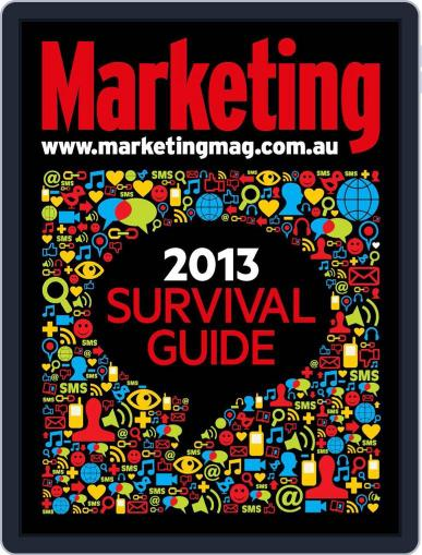 The Marketing Survival Guide Magazine (Digital) February 4th, 2013 Issue Cover