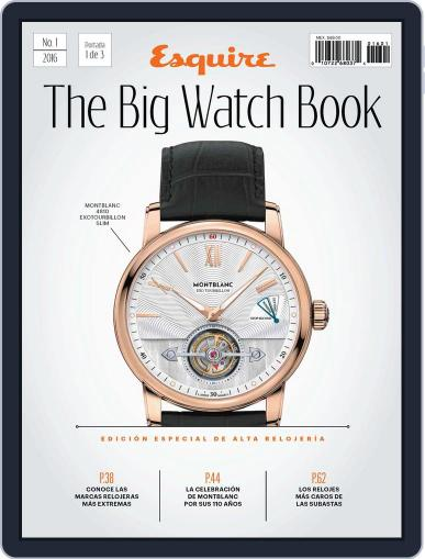 The Big Black Book Mexico Magazine (Digital) May 1st, 2016 Issue Cover