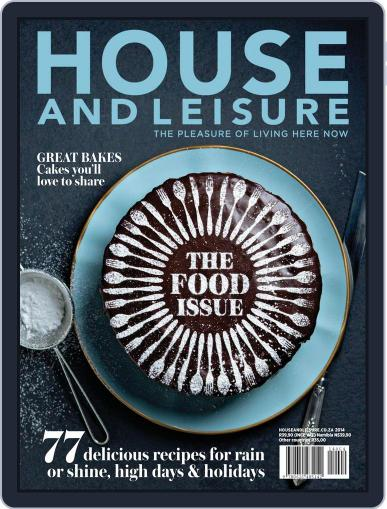 House And Leisure Food (Digital) January 19th, 2014 Issue Cover
