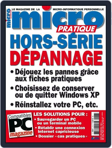 Micro Pratique Hs (Digital) May 13th, 2014 Issue Cover
