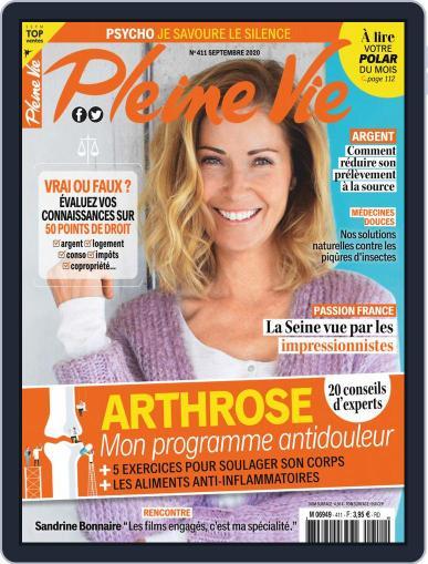 Pleine Vie Magazine (Digital) September 1st, 2020 Issue Cover