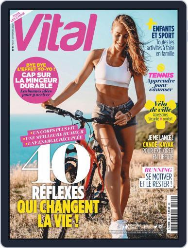 Vital France Magazine (Digital) August 1st, 2020 Issue Cover