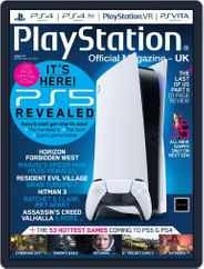 Official PlayStation Magazine - UK Edition Magazine (Digital) Subscription August 1st, 2020 Issue