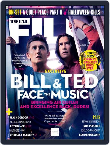 Total Film Magazine (Digital) August 1st, 2020 Issue Cover
