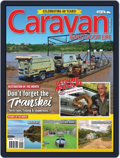 Caravan and Outdoor Life Magazine (Digital) June 1st, 2020 Issue Cover