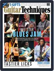 Guitar Techniques Magazine (Digital) Subscription September 1st, 2020 Issue